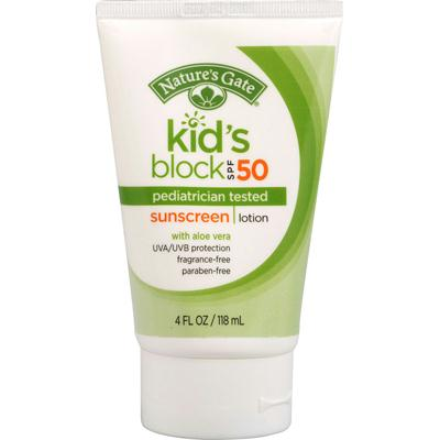 Nature's Gate Kid Spf 50 Sunblock (1x4 Oz)