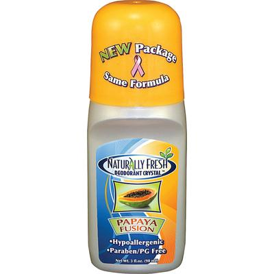 Naturally Fresh Papaya Roll on Deodorant (1x3 Oz)
