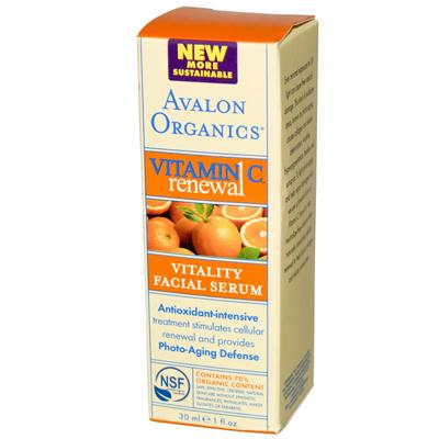Avalon Vitamin C Facial Serum (1x1 Oz)
