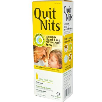 Hyland's Homeopathic Wild Child Quit Nit Spray (1x4 Oz)