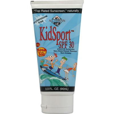 All Terrain Phineas & Ferb KidSport SPF30 Lotion (1x3 Oz)
