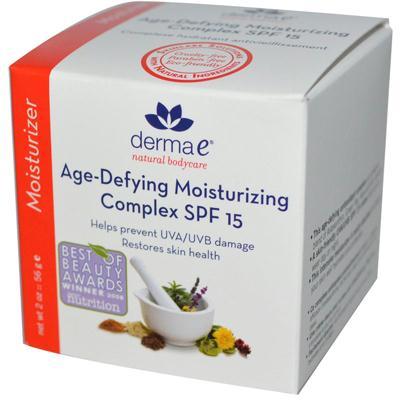 Derma E Anti-Aging Moisturizing Complex SPF 15 (1x2 Oz)