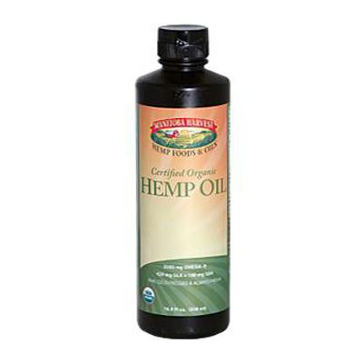 Manitoba Harvest Hemp Seed Oil (1x16 Oz)