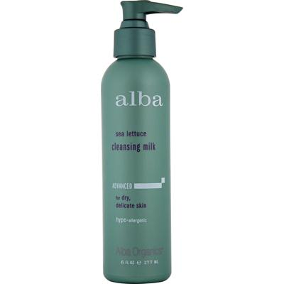 Alba Botanica Sea Lettuce Cleansing Milk (1x6 Oz)