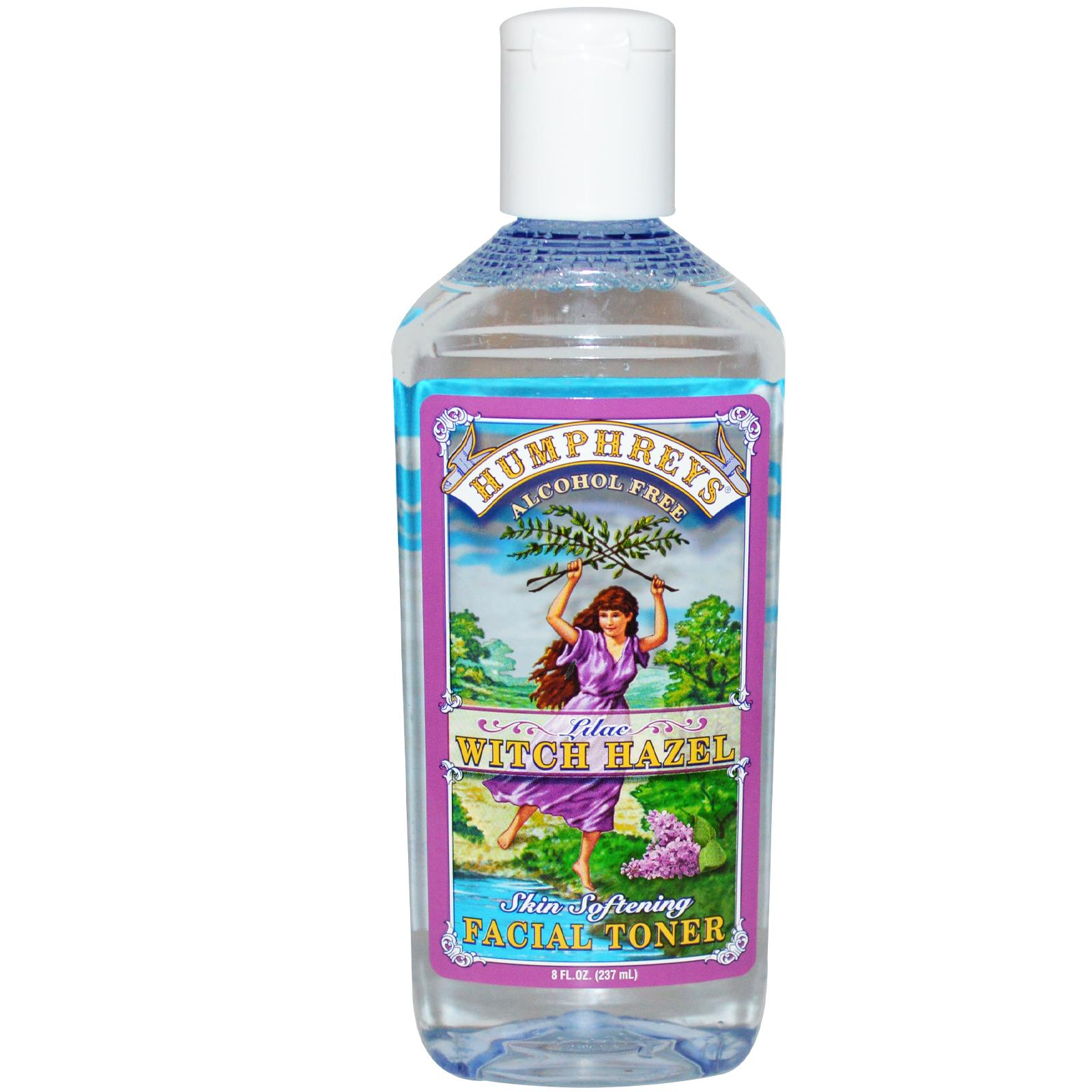 Humphrey's Witch Hazel Skin Softening (1x8 Oz)