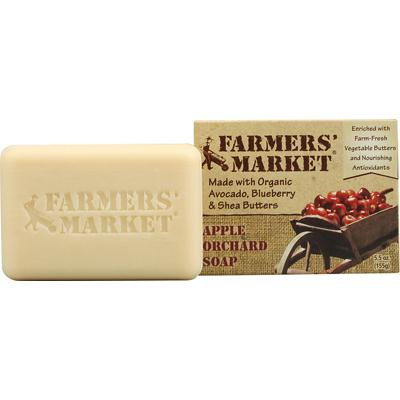 Farmer's Market Apple Orchard Bar Soap (1x5.5 Oz)