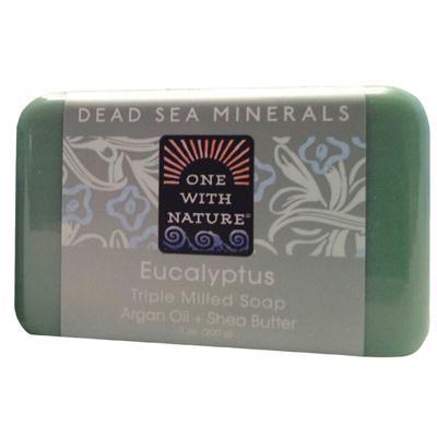 One With Nature Eucalyptus Bar Soap (1x7 Oz)