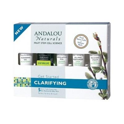 Andalou Naturals Clarifying Kit (1x1KIT )