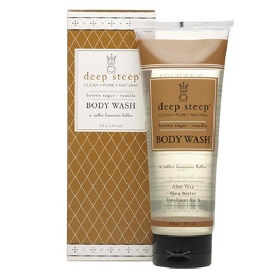 Deep Steep Brown Sugar Body Wash (1x8OZ )