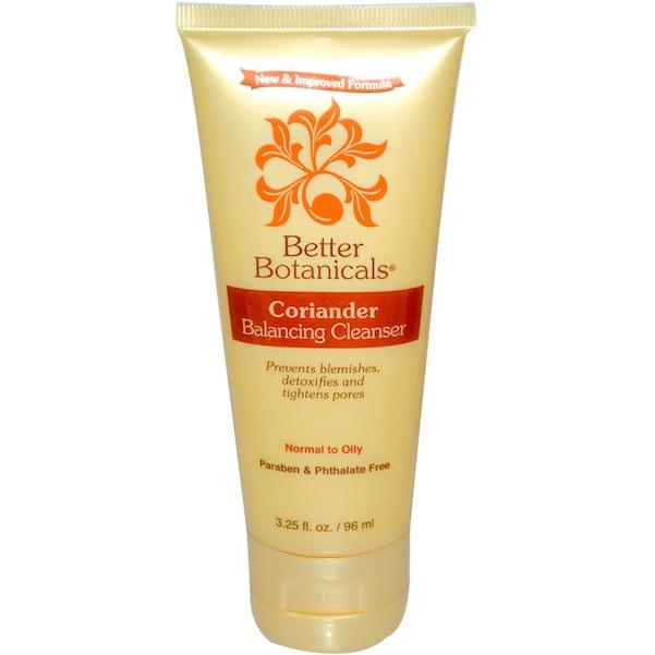Better Botanicals Coriander Cleanser (1x3.25OZ )