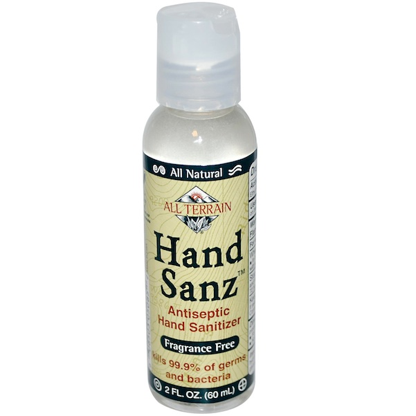 All Terrain Hand Sanz Spray (1x2OZ )
