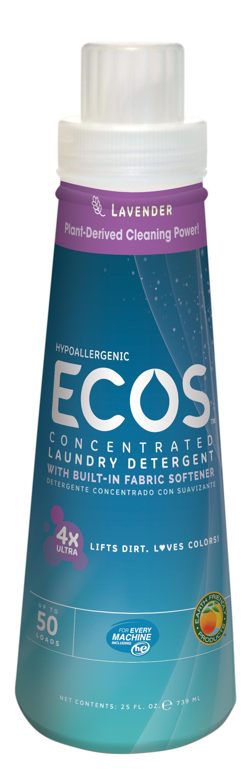 Earth Friendly Ecos 4X Lavender (6x25OZ ) at Sears.com