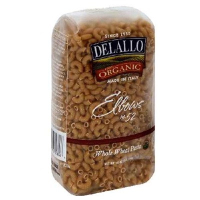De Lallo Elbow Pasta #52 (16x16OZ )
