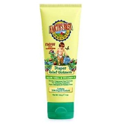 Earths Best Baby Care Diaper Relief Ointment (1x4OZ )