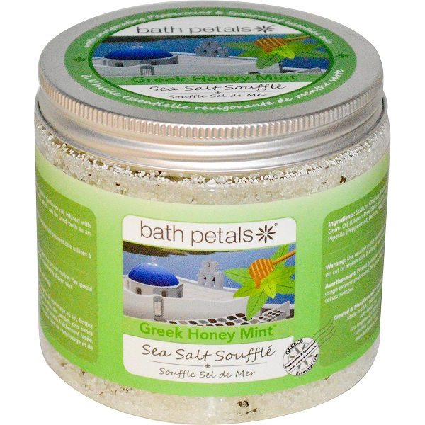 Bath Petals Greek Honey Mint Seasalt (1x5Lb)