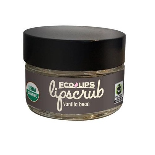 Eco Lips Og2 Scrub Vanilla Bean (6x0.5Oz)