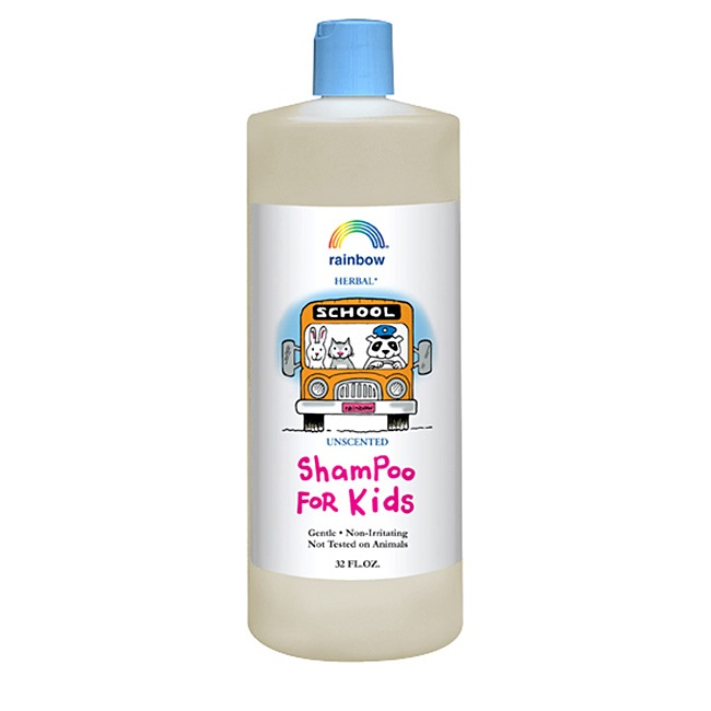 Rainbow Research Kids Shampoo Unscented (1x32Oz)