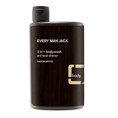 Every Man Jack 2N1 Bodywash Sandalwood (1x13.5Oz)