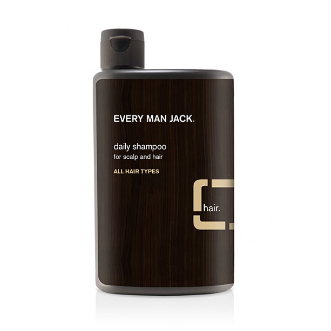 Every Man Jack Shampoo Sandalwood (1x13.5Oz)