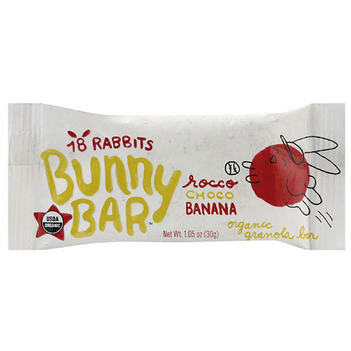 18 Rabbits Choco Banana Bar (6x6 CT)