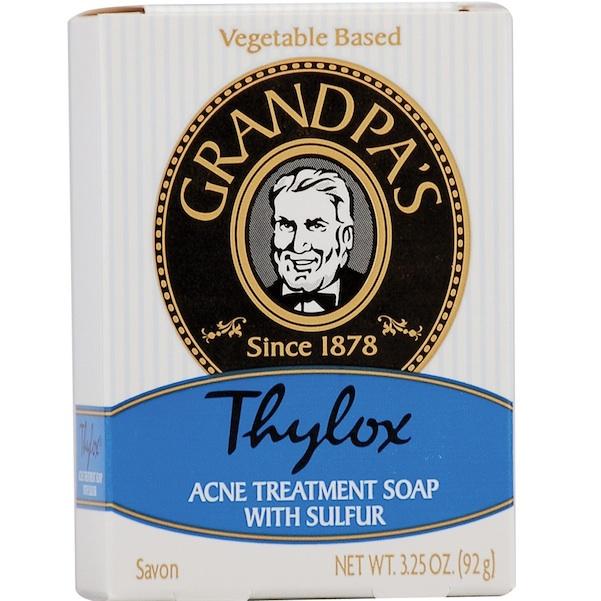 Grandpa Soap Co Thylox Med Soap (1x3.25OZ )