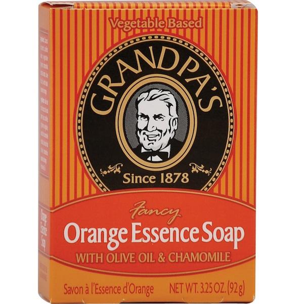 Grandpa Soap Co Fancy Lux Soap (1x3.25OZ )