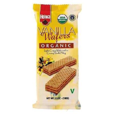 Helwa Vanilla Wafers (12x3.52OZ )