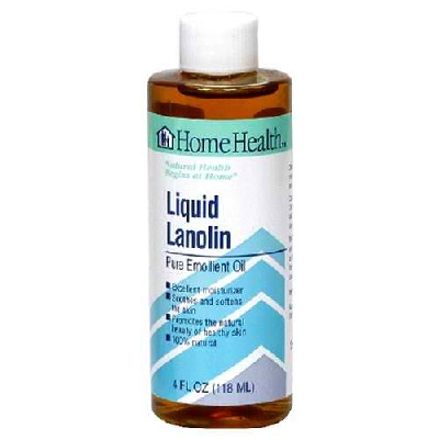 Home Health Liquid Lanolin (1x4OZ )
