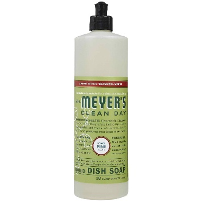 Mrs Meyers Liquid Dsh Soap Pine (6x16OZ )