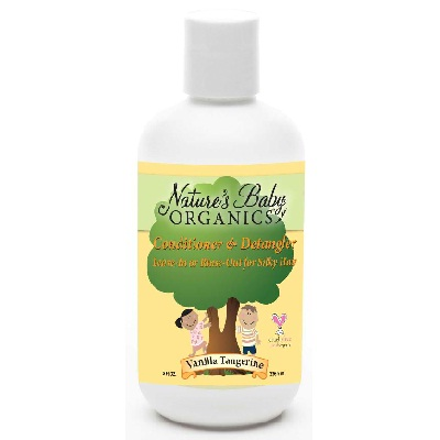 Nature's Baby Organics Van Tang Conditioner (1x8OZ )