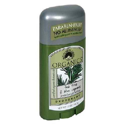 Nature's Gate Organics Tt Blue Cypress Deodorant (1x1.7OZ )