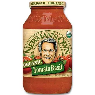 Newmans Own Tom/Basil Psce (12x23.5OZ )