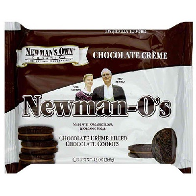 Newmans Own Organics Os Chocolate Creme (6x13OZ )