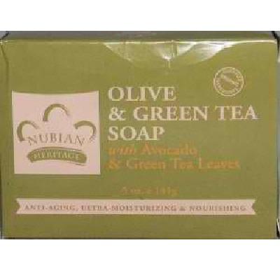 Nubian Heritage Olive Butter Soap (1x5OZ )