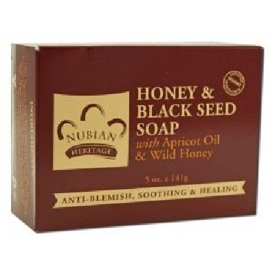 Nubian Heritage Honey Black Seed Sp (1x5OZ )
