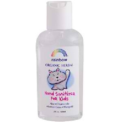 Rainbow Research Hand Sanitizer 4 Kids (1x2OZ )