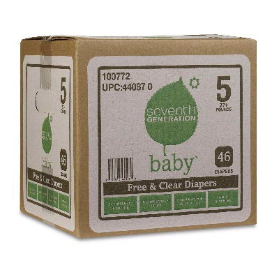Seventh Generation Babydpr Jumbo Stg5 (1x46 CT)