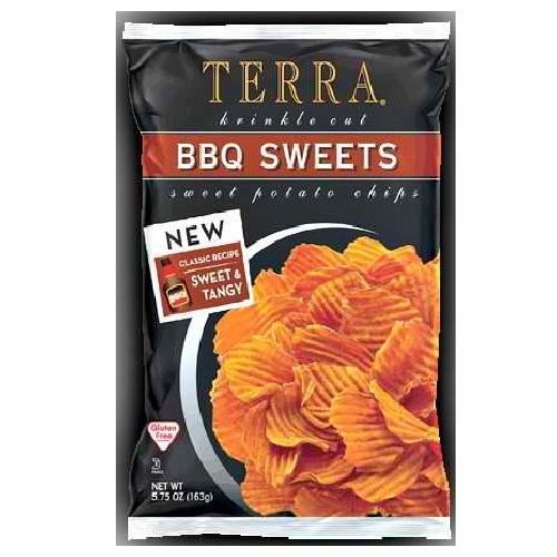 Terra Chips Krnkl Bbq Sweet Chip (12x5.75OZ )