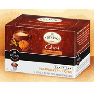 Twinings Kcup Pumpkin Chai (6x12 CT)