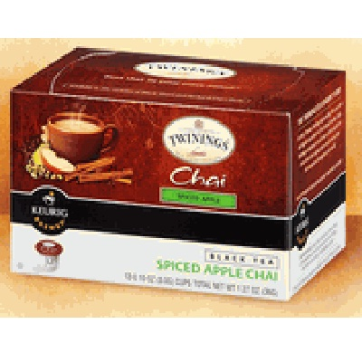 Twinings Kcup Apple Chai (6x12 CT)