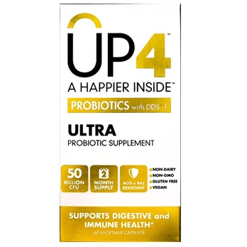 Up4 Probiotics Ultra Probiotic WxDDS 1 (1x60 VCAP)