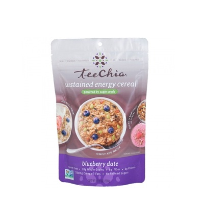 Teechia Blueberry Date (6x10.6 OZ)