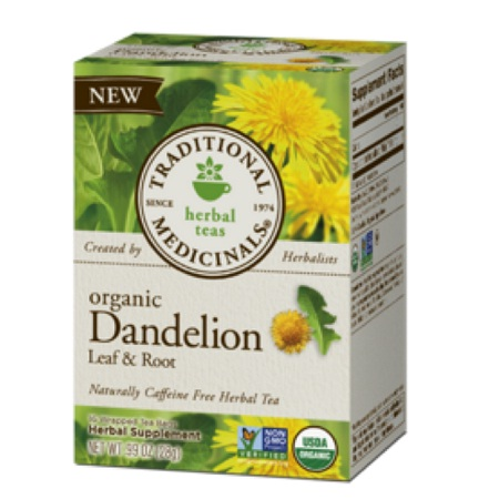 Traditional Medicinals Dandelion Leaf & Root (6x16 BAG)