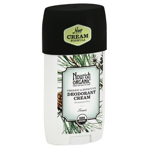 Nourish Organic Cream Deodorant Forest (1x2 OZ)