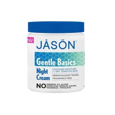 Jason Gentle Basics Night Cream (1x15 OZ)