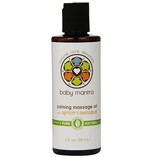 Baby Mantra Calming Massage Oil (1x4 OZ)