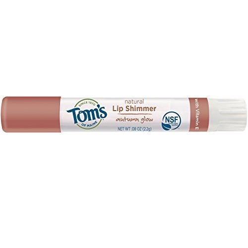 Tom's of Maine Lip Shimmer Autumn Glow (12x0.08 OZ)