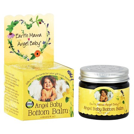 Earth Mama Angel Baby Bottom Balm  (1x2 OZ)