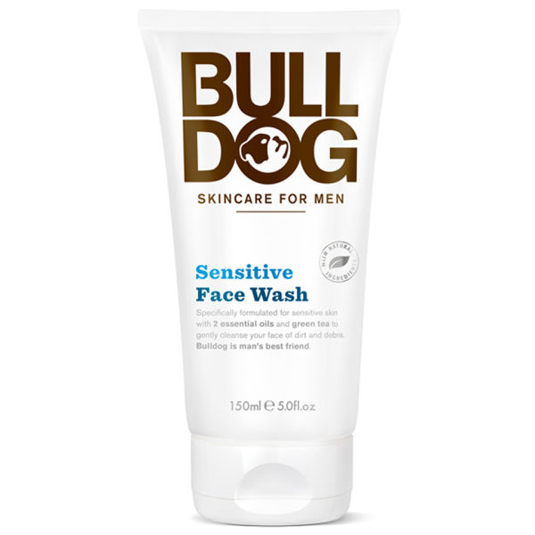 Bulldog Sensitive Face Wash (1x5 OZ)