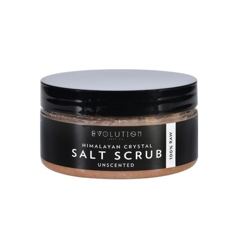 Evolution Handmade Himalayan Crystal Salt Scrub Unscented (1x12 OZ)
